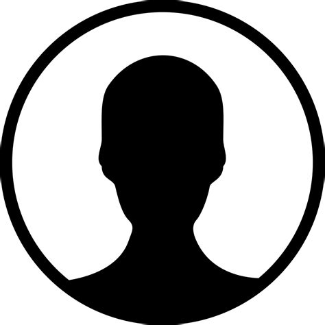 Profile Svg Png Icon Free Download (#87237
