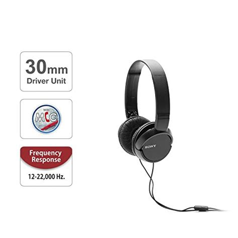 Sony MDR-ZX110B Casque pliable – L'Ami Voyageur